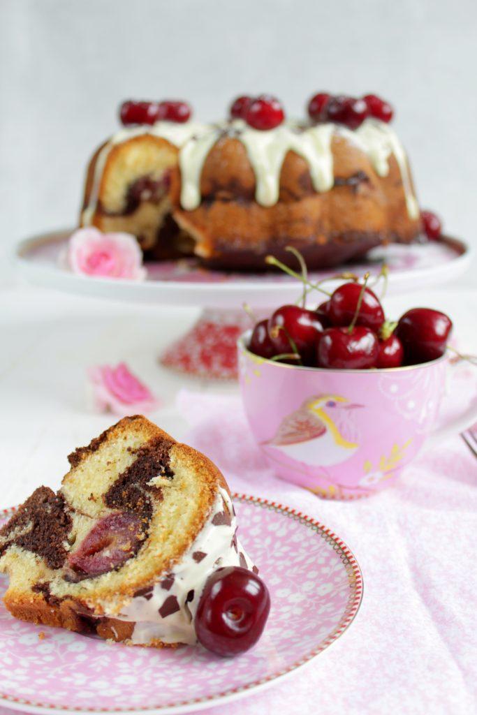Schwarzwalder Kirsch Kuchen