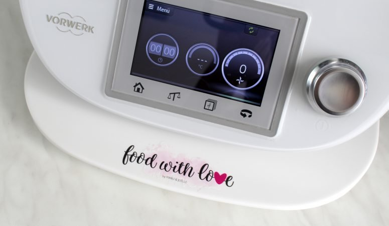 Food with Love mit Wundermix