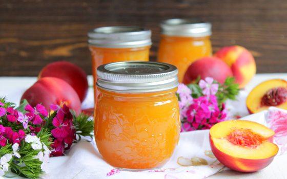 Nektarinen – Orangen – Marmelade mit Likör 43 | so schmeckt der Sommer
