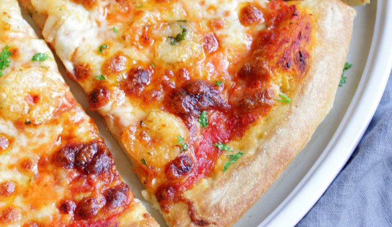 Pizza Scampi