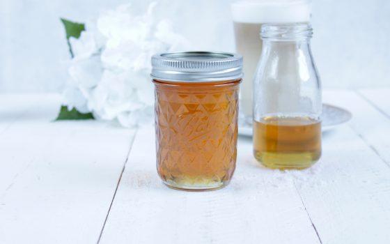 Salted Caramel Sirup