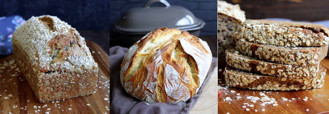 Slider Brot