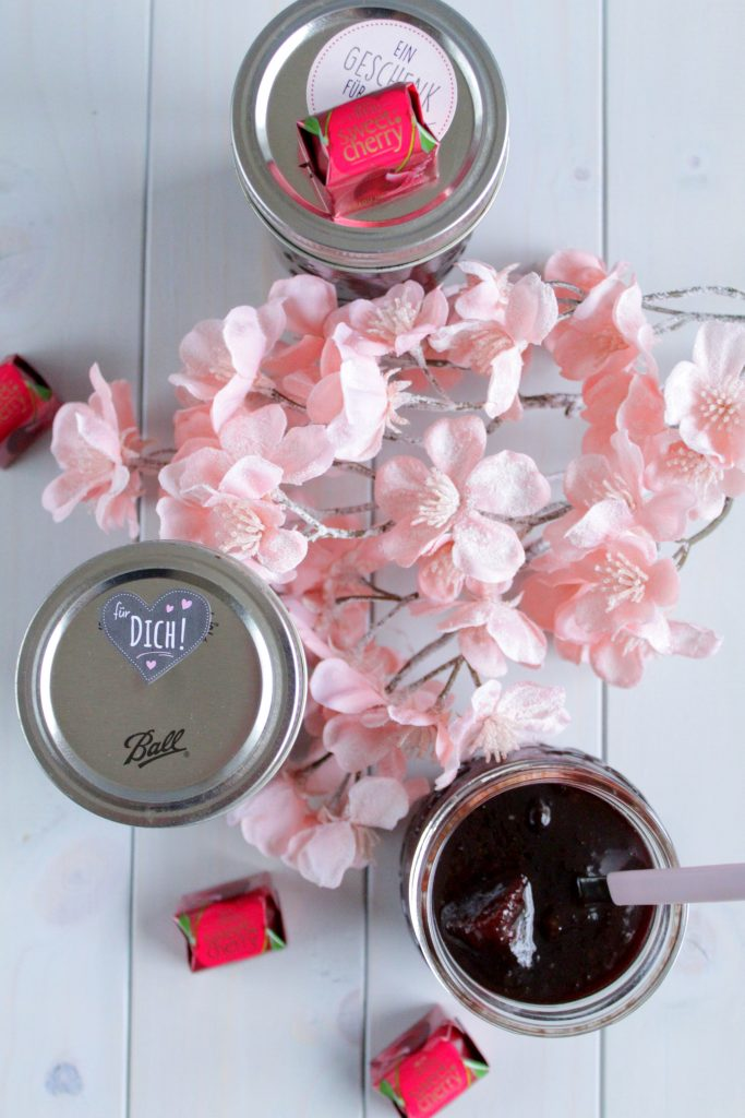 Mon Cheri Marmelade Sweet Cherry