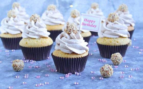 Giotto® Cupcakes
