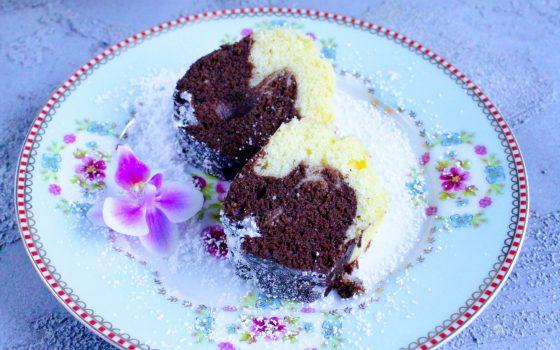 Marmorkuchen aus dem Varoma