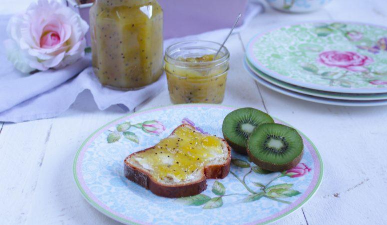 Sunshine Marmelade | Mango Kiwi