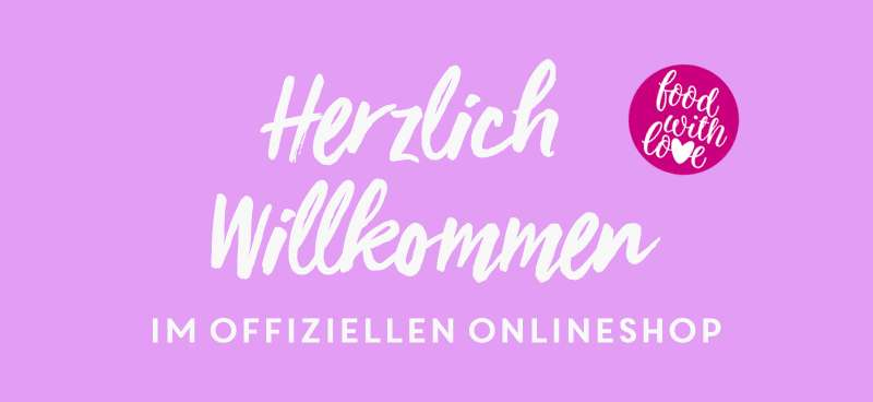 Unser Food with Love Shop;