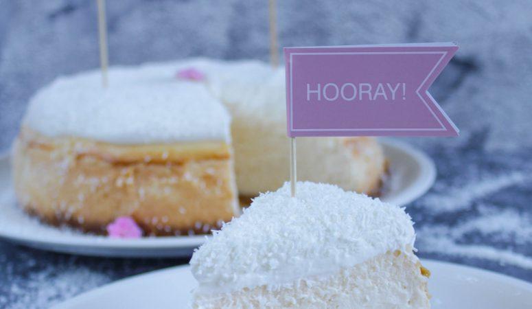 Kokos Cheesecake | cremig lecker