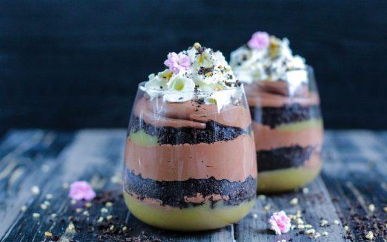 Schoko – Toffee – Dessert