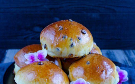 Schokobrötchen | wie vom Bäcker