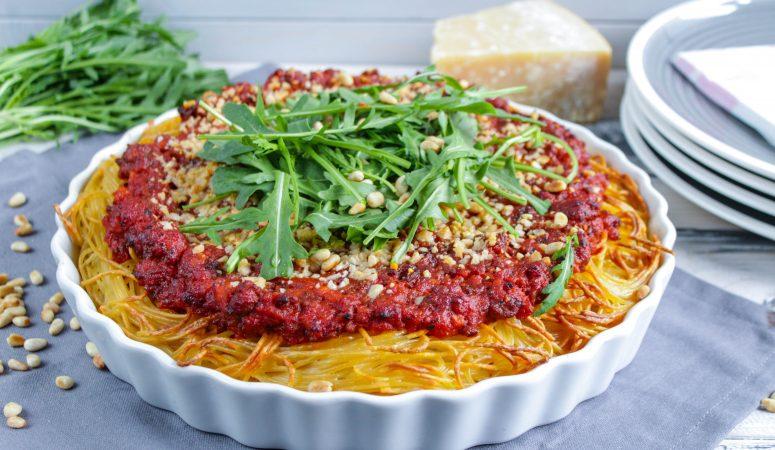 Spaghetti Kuchen