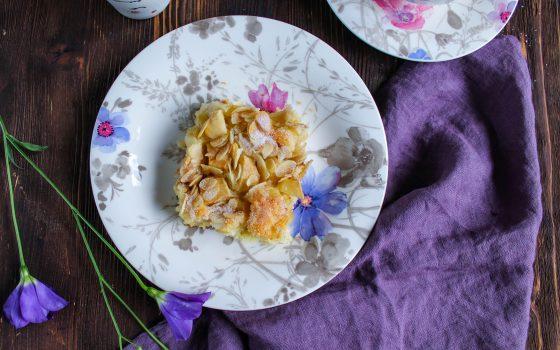 Bratapfelkuchen vom Blech