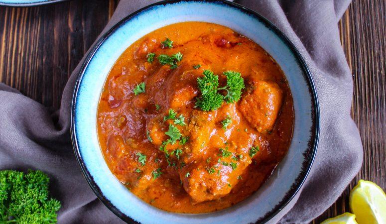 Indisches Butterhähnchen | Butter Chicken