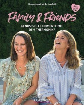Family & Friends | unser drittes Buch erscheint