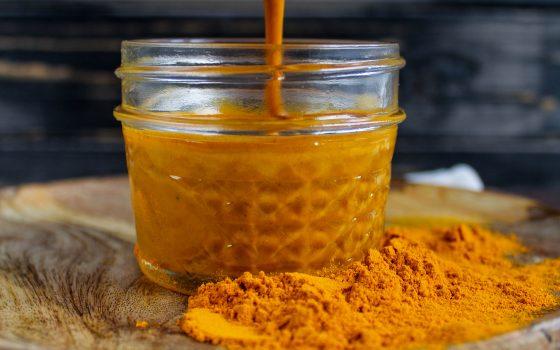 Kurkuma-Honig-Paste   kraftvoll und ganz natürlich