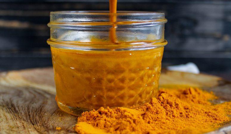 Kurkuma-Honig-Paste | kraftvoll und ganz natürlich
