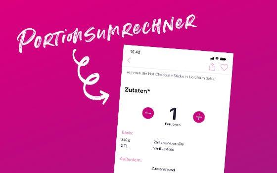 Ein weiteres Feature unserer App
