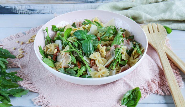 Italienischer Pasta Salat