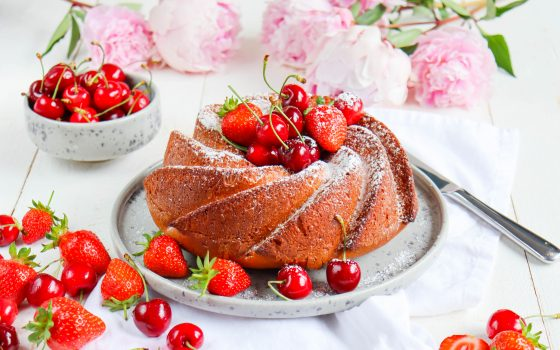 Paradise Cake | Paradiescreme Kuchen