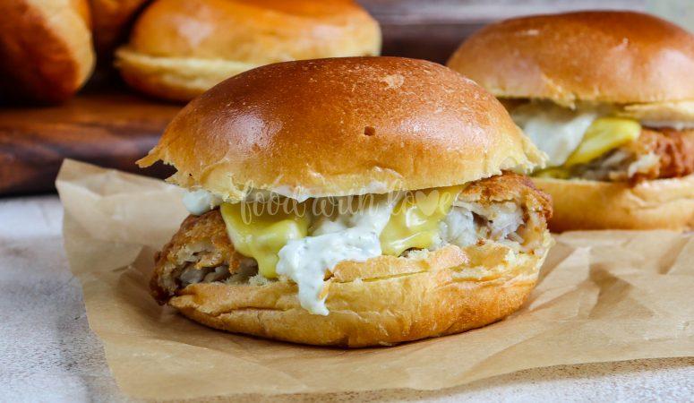 Filet-o-Fish homemade