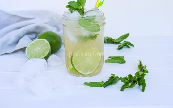 Cool Lime Refresha a la Starbucks®