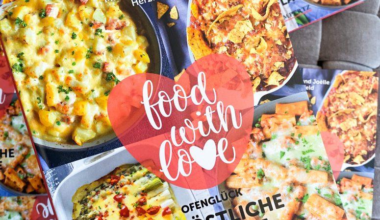 Unser neues Buch – Ofenglück 33 köstliche Aufläufe
