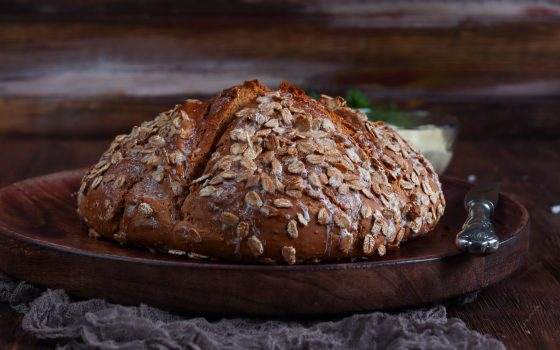 Soda Bread | Irisches Sodabrot