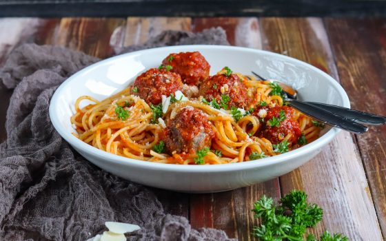 American Style Spaghetti