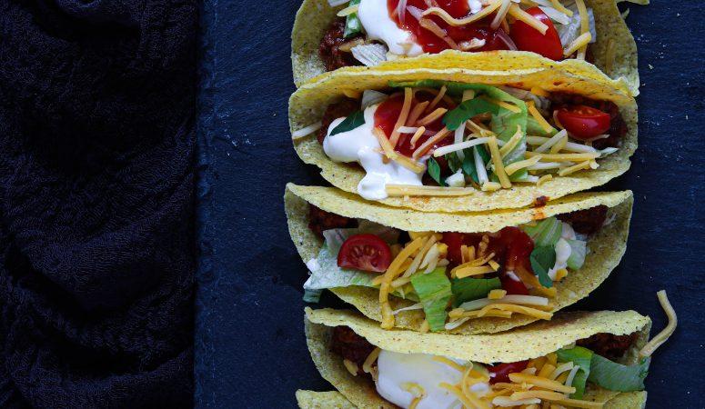 Tacos a la Taco Bell®
