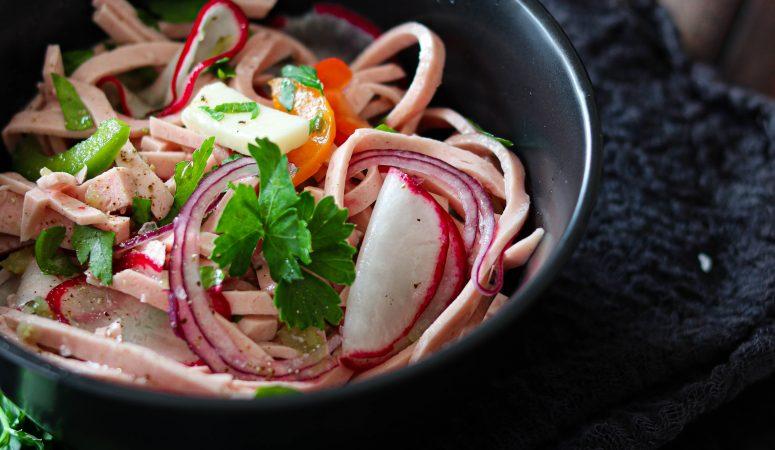 Oma´s Wurstsalat