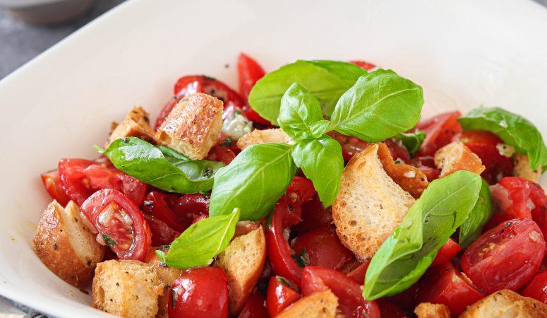 Bruschetta Salat